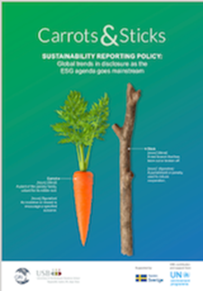 2020 - Global trends in sustainability reporting regulation and policy